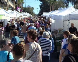 Mount Dora Spring Fest @ Downtown Mount Dora Historic District