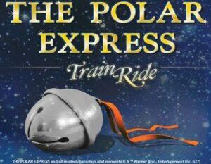 THE POLAR EXPRESS™ Train Ride Orlando @ Tavares Square