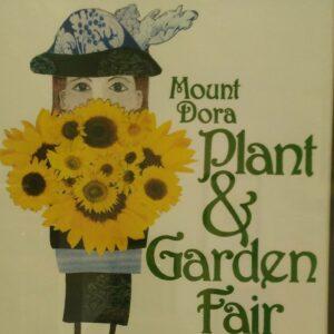 Mount Dora Plant and Garden Fair @ Donnelly Park