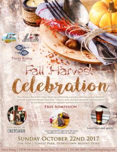 Fall Harvest Celebration @ Sunset Park